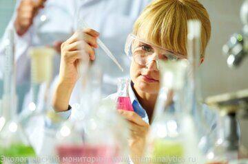 Анализ воды из скважины, лаборатория