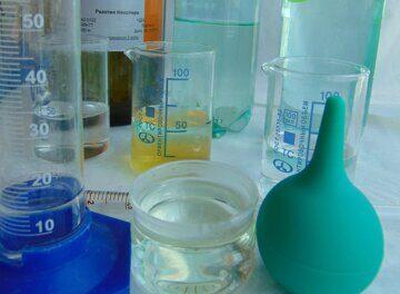 лабораторное исследование сточных вод