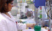 химическая лаборатория анализа растворов
