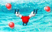 вода молекула воды