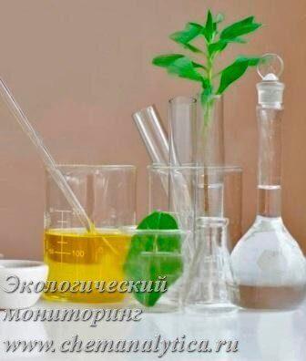 исследование воды питьевой