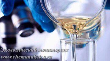 анализ накипи воды