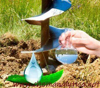 загрязнение скважины