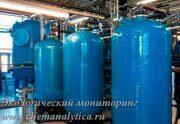 щелочность котловой воды после фильтров