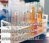 определение ацетона в сточных водах