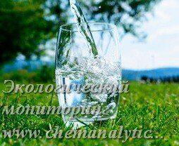 химический анализ воды, фосфат ионы в воде