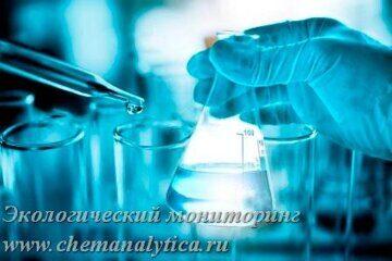 анализ питьевой воды показатели