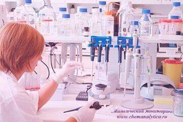 определение натрия, калия, стронция в питьевых, природных и сточных водах