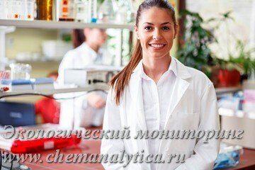 химическая лаборатория воды