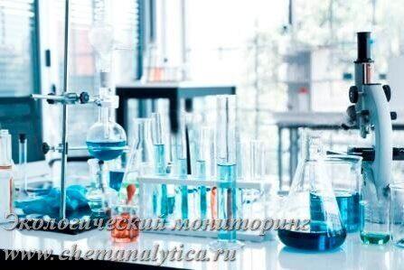 анализ воды определение ph