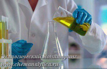 Где провести химический анализ накипи лаборатория