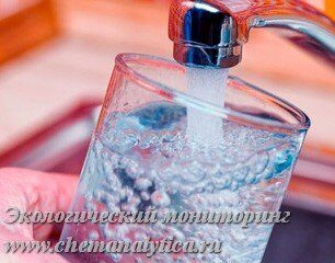 анализ питьевой воды стоимость