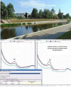Анализ сточной воды определение селена